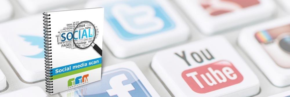 social media scan gratis banner