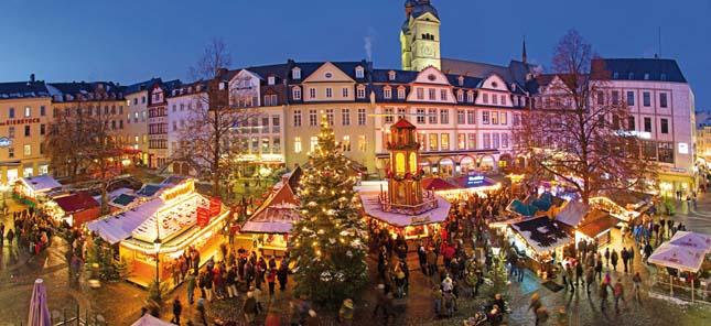 De 10 Mooiste Kerstmarkten In Europa