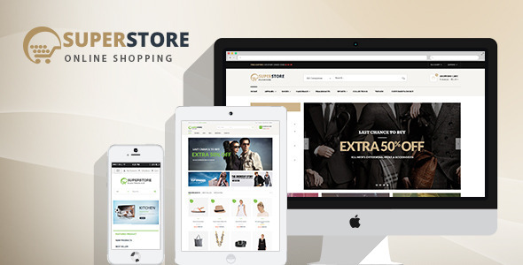 superstore template