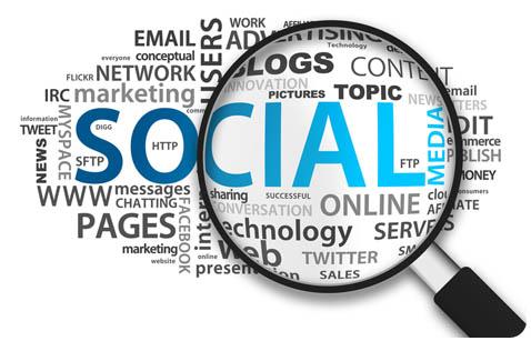 social media scan