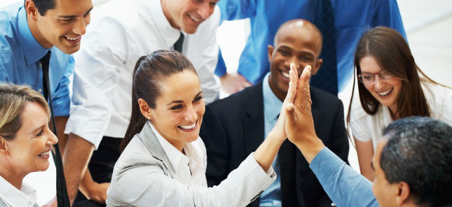 Flirten met je collega