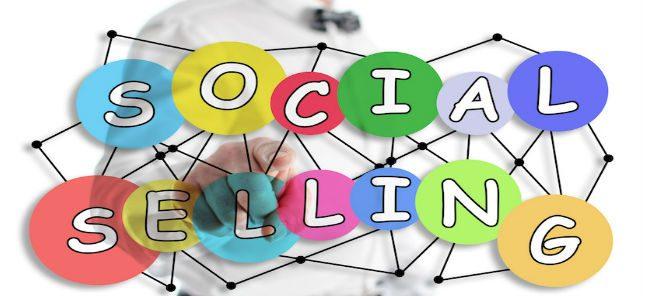 social selling social media