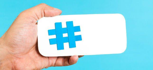 hashtag handleiding