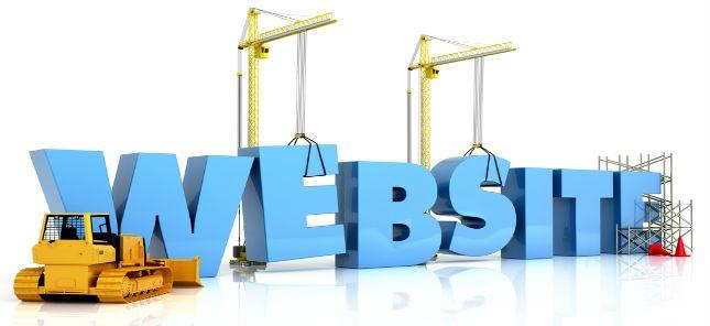 website onderdelen