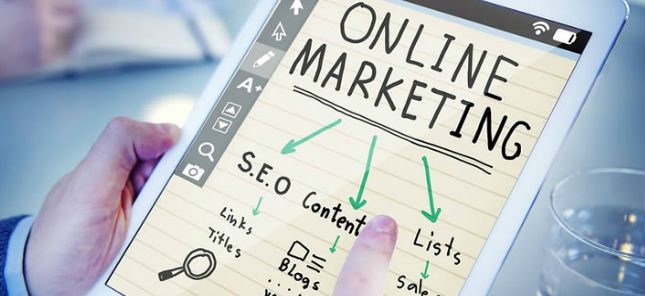 soorten online marketing