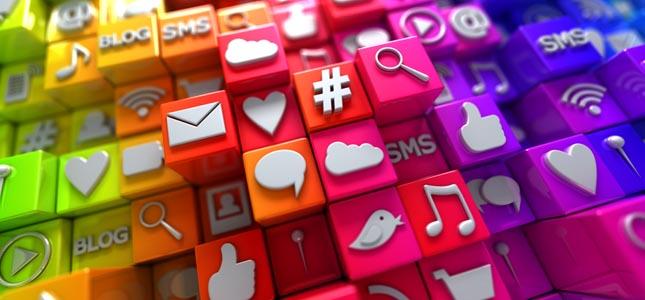 Flirten op social media