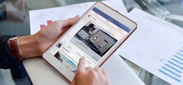 Video's Facebook