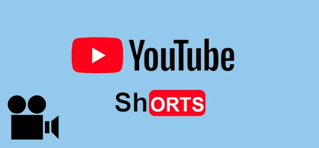 YouTube shorts